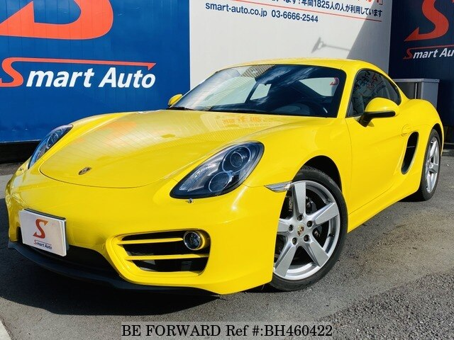 Used 2013 PORSCHE CAYMAN BH460422 for Sale