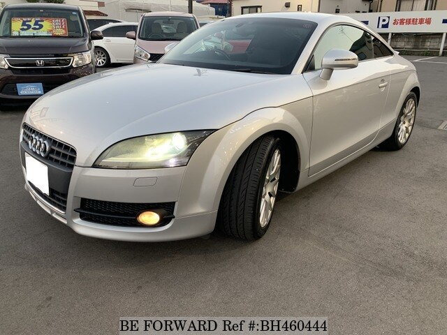 Used 2007 AUDI TT BH460444 for Sale