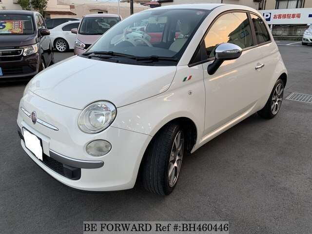 Used 2010 FIAT 500 BH460446 for Sale