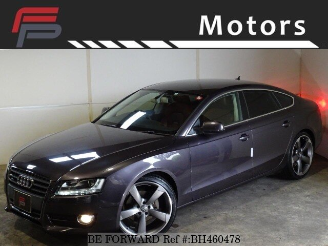 Used 2010 AUDI A5 BH460478 for Sale