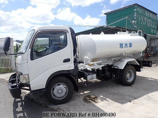 Used 2007 HINO DUTRO BH460490 for Sale