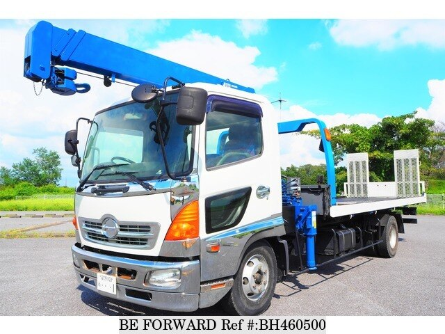 Used 2003 HINO RANGER BH460500 for Sale