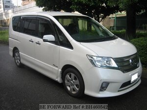Used 2012 NISSAN SERENA BH460542 for Sale