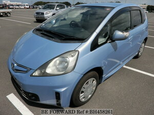Used 2007 HONDA FIT BH458261 for Sale
