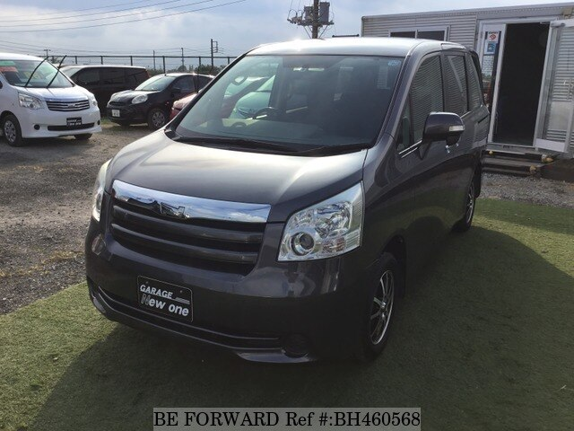 Used 2009 TOYOTA NOAH BH460568 for Sale