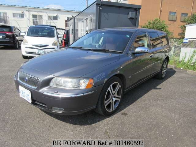 Used 2005 VOLVO V70 BH460592 for Sale