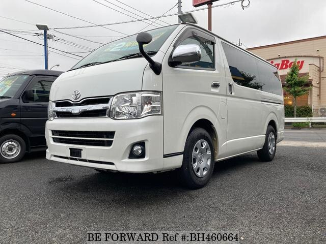 Used 2010 TOYOTA HIACE VAN BH460664 for Sale