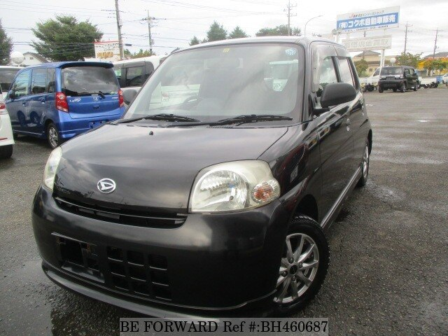 Used 2009 DAIHATSU ESSE BH460687 for Sale