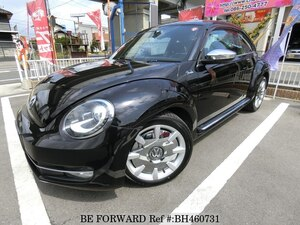 Used 2013 VOLKSWAGEN THE BEETLE BH460731 for Sale