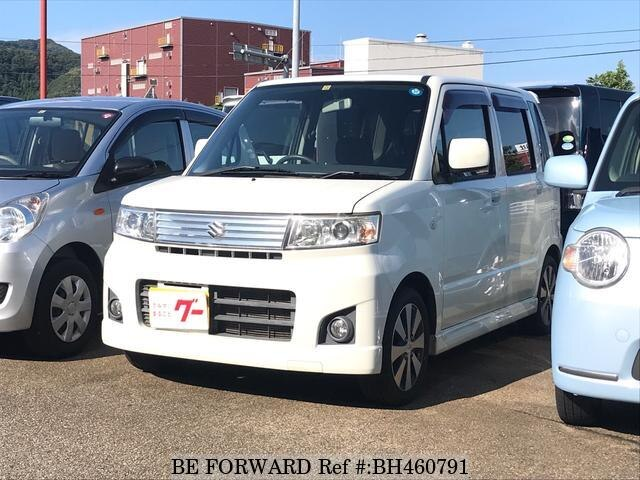 Used 2007 SUZUKI WAGON R BH460791 for Sale
