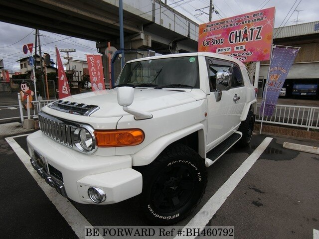 Used 2013 TOYOTA FJ CRUISER BH460792 for Sale