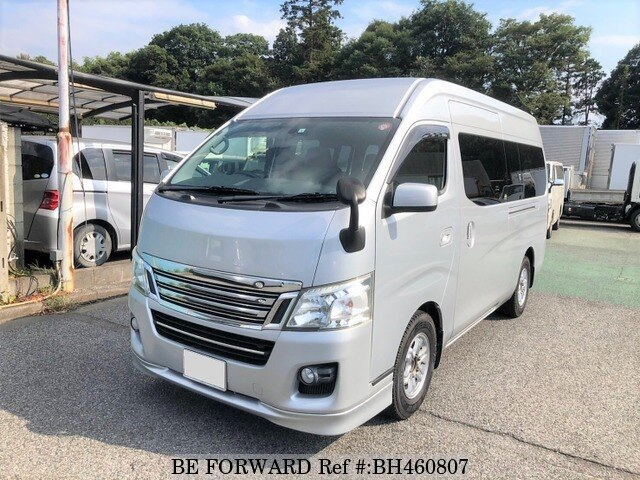 Used 2012 NISSAN CARAVAN VAN BH460807 for Sale