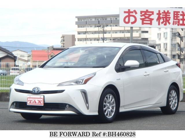 Used 2019 TOYOTA PRIUS BH460828 for Sale