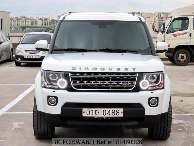 Used 2016 LAND ROVER DISCOVERY BH460926 for Sale