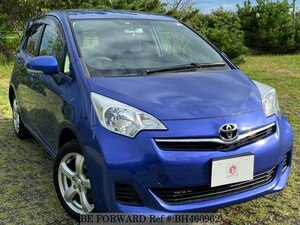 Used 2011 TOYOTA RACTIS BH460962 for Sale