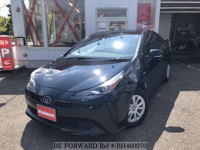 Used 2019 TOYOTA PRIUS BH460970 for Sale