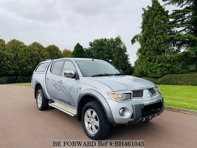 Used 2006 MITSUBISHI L200 BH461045 for Sale