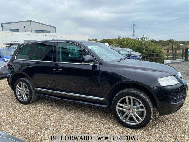 Used 2006 VOLKSWAGEN TOUAREG BH461059 for Sale