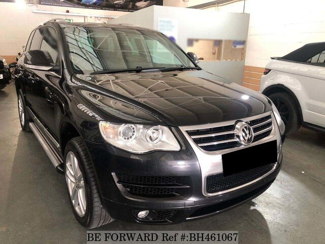 Used 2009 VOLKSWAGEN TOUAREG BH461067 for Sale