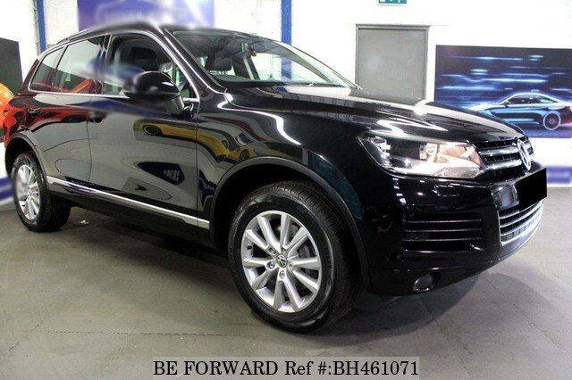 Used 2011 VOLKSWAGEN TOUAREG BH461071 for Sale