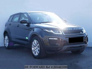 Used 2017 LAND ROVER RANGE ROVER EVOQUE BH461099 for Sale