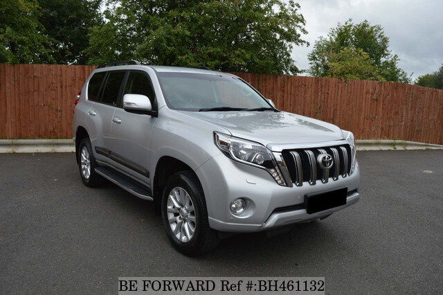 Used 2014 TOYOTA LAND CRUISER BH461132 for Sale