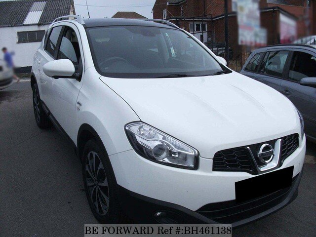 Used 2013 NISSAN QASHQAI BH461138 for Sale
