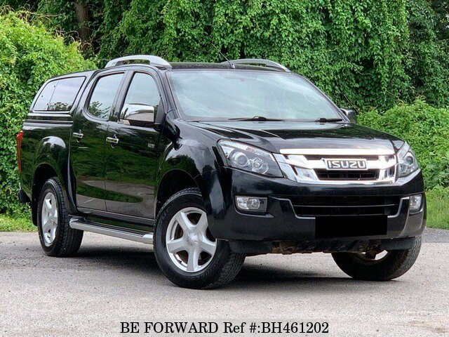 Used 2014 ISUZU D-MAX BH461202 for Sale