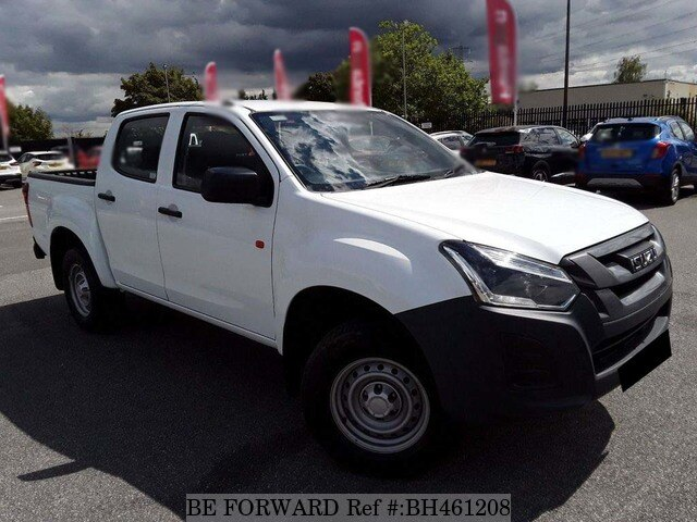 Used 2017 ISUZU D-MAX BH461208 for Sale