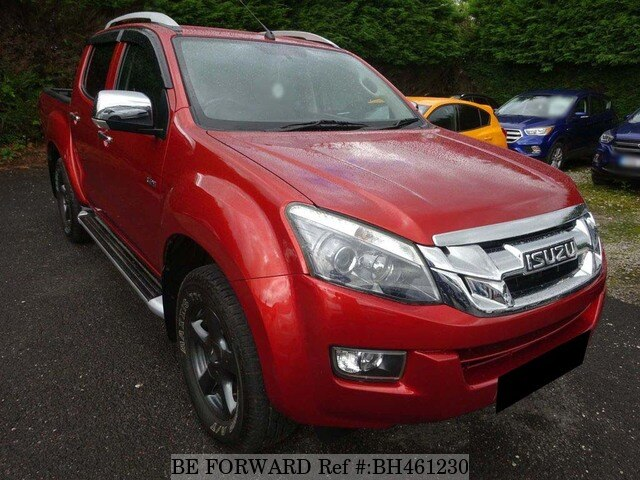 Used 2015 ISUZU D-MAX BH461230 for Sale