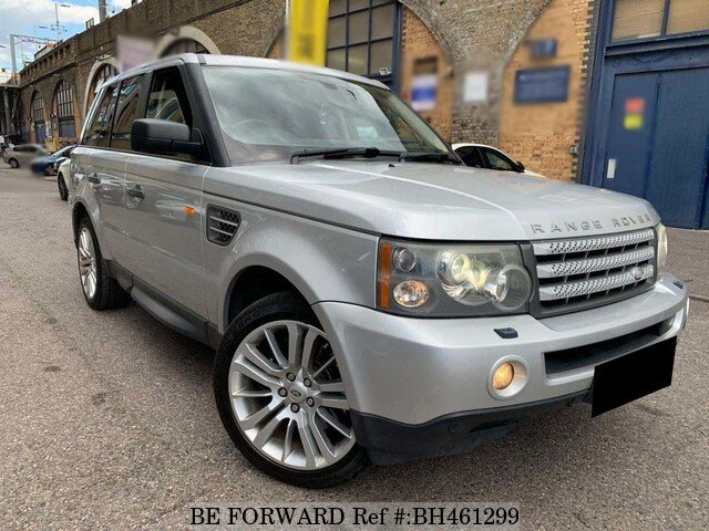 Used 2005 LAND ROVER RANGE ROVER SPORT BH461299 for Sale