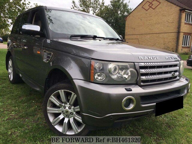 Used 2007 LAND ROVER RANGE ROVER SPORT BH461320 for Sale