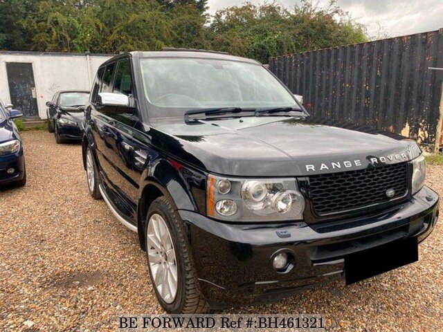 Used 2007 LAND ROVER RANGE ROVER SPORT BH461321 for Sale
