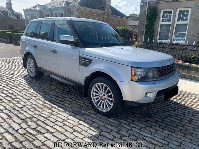 Used 2009 LAND ROVER RANGE ROVER SPORT BH461332 for Sale