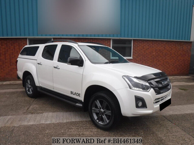 Used 2018 ISUZU D-MAX BH461349 for Sale