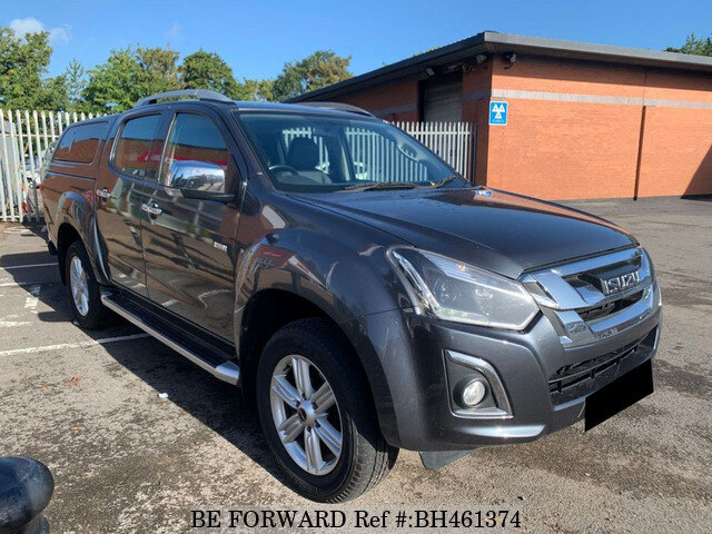 Used 2019 ISUZU D-MAX BH461374 for Sale