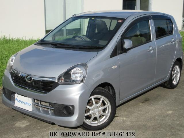 Used 2015 DAIHATSU MIRA ES BH461432 for Sale