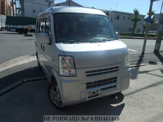 Used 2014 MITSUBISHI MINICAB VAN BH461448 for Sale