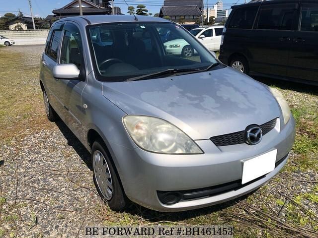 Used 2006 MAZDA DEMIO BH461453 for Sale