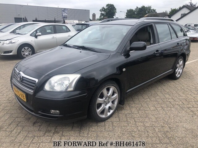 Used 2003 TOYOTA AVENSIS BH461478 for Sale
