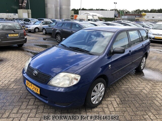 Used 2004 TOYOTA COROLLA BH461482 for Sale