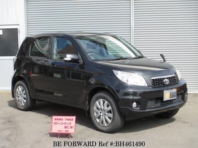 Used 2010 TOYOTA RUSH BH461490 for Sale