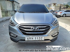 Used 2014 HYUNDAI TUCSON BH461498 for Sale