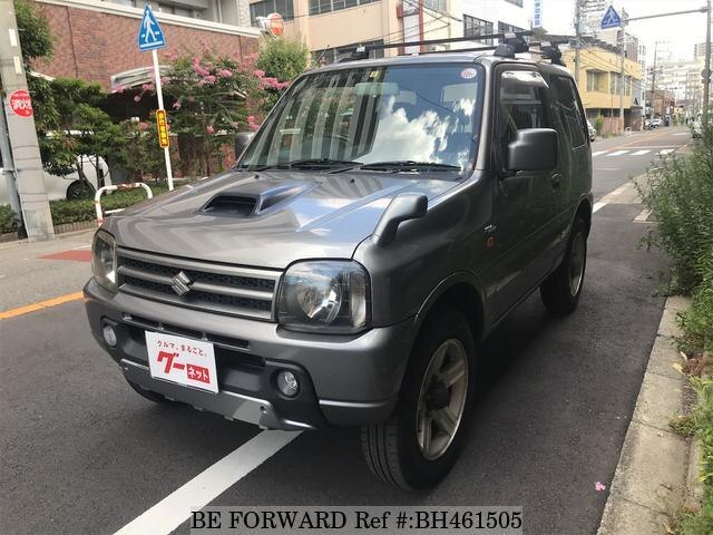 Used 2006 SUZUKI JIMNY BH461505 for Sale