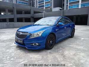 Used 2011 CHEVROLET CRUZE BH461516 for Sale