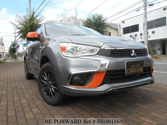 Used 2010 MITSUBISHI RVR BH461863 for Sale