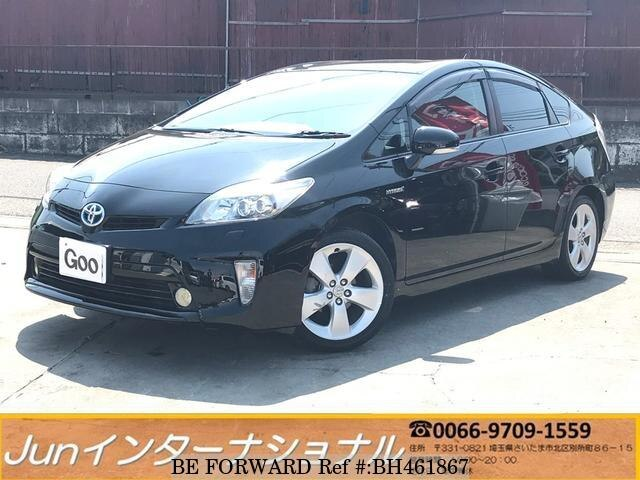 Used 2013 TOYOTA PRIUS BH461867 for Sale