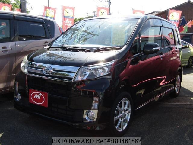 Used 2013 DAIHATSU MOVE BH461882 for Sale