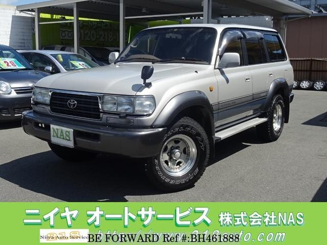 Used 1996 TOYOTA LAND CRUISER BH461888 for Sale