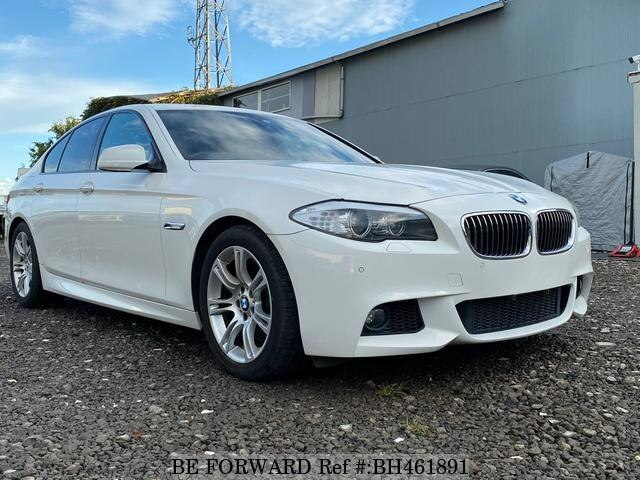 Used 2011 BMW 5 SERIES BH461891 for Sale